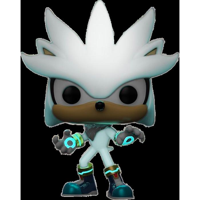 Pre-Order: Sonic the Hedgehog - Silver Glow in the Dark Pop! Vinyl Figure