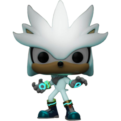 Sonic the Hedgehog - Silver Glow in the Dark Pop! Vinyl Figure