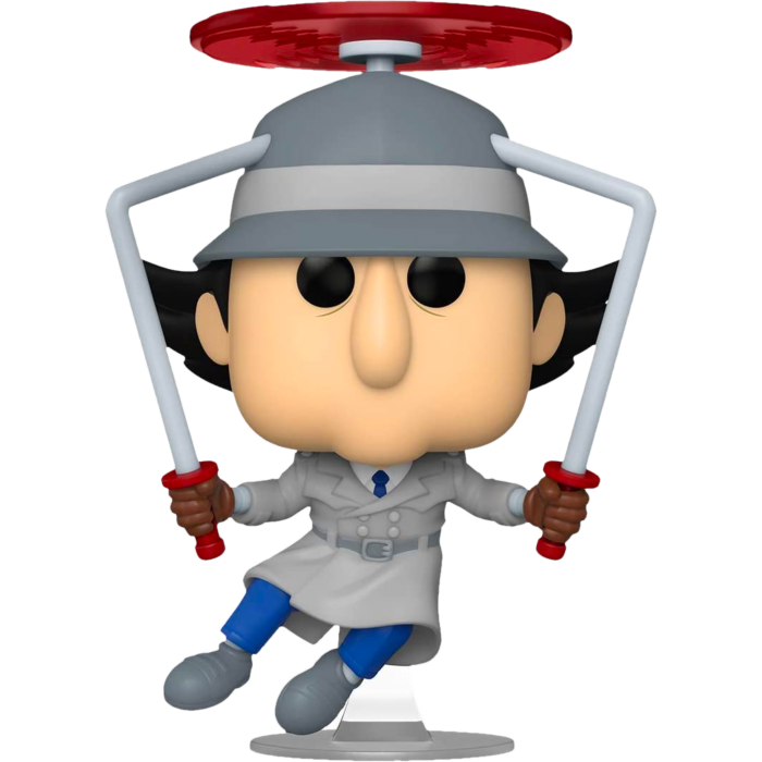 Inspector Gadget - Inspector Gadget Flying Pop! Vinyl Figure