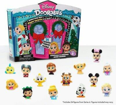 Disney Doorables Disney Doorables Advent Calendar Playset