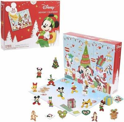 Disney Classic Advent Calendar, 32-Pieces