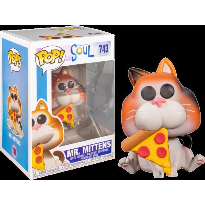 Soul (2020) - Mr. Mittens Pop! Vinyl Figure