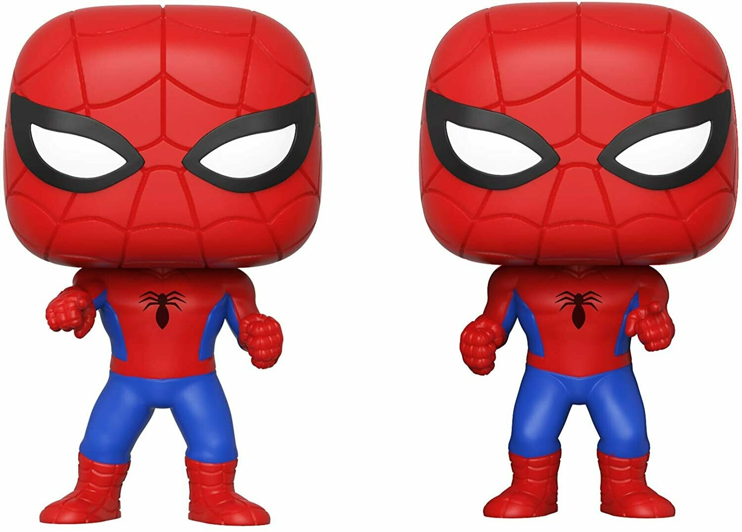 Funko POP Spider-Man Imposter Double Identity Special Edition