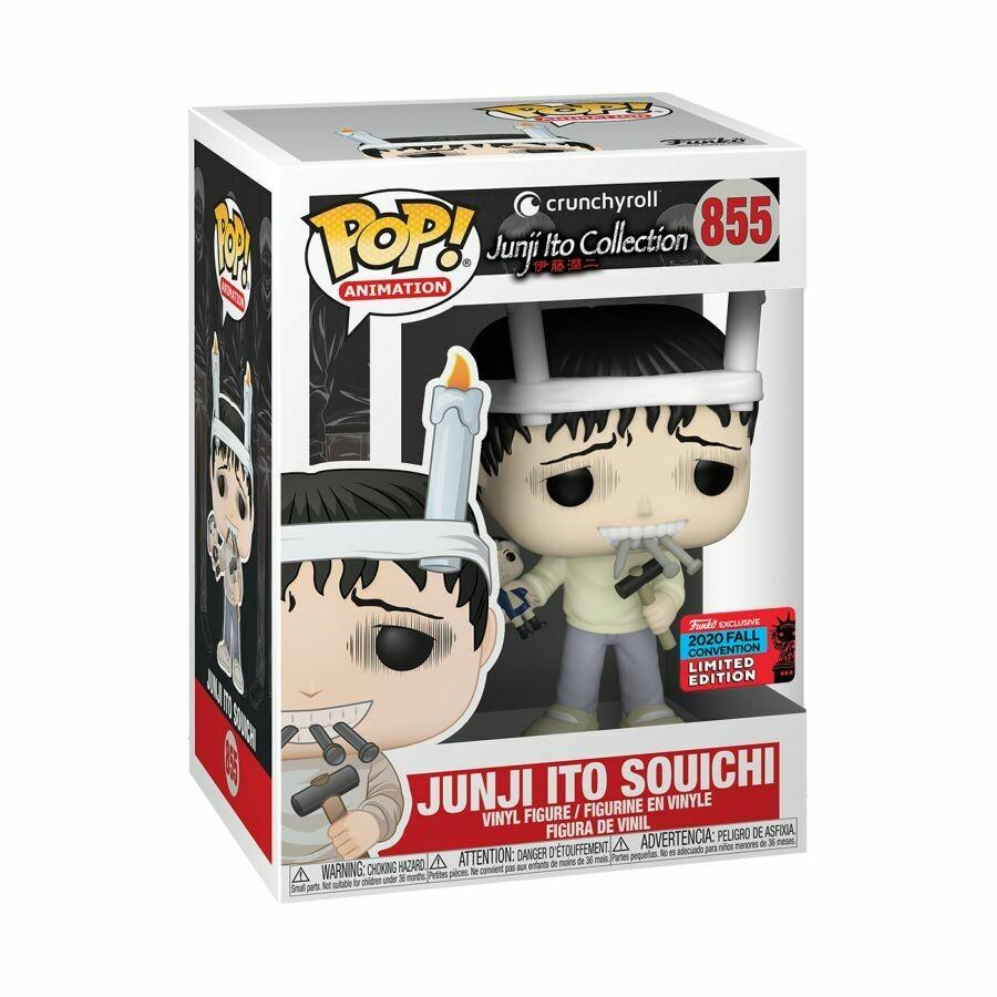 Junji Ito - Souichi NYCC 2020 US Exclusive Pop! Vinyl Figure