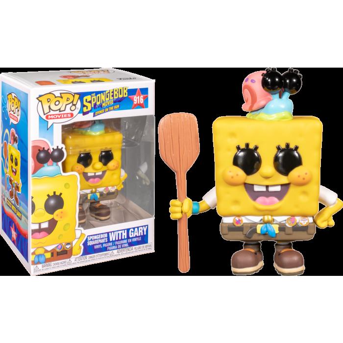 SpongeBob - SpongeBob (movie) Pop! Vinyl