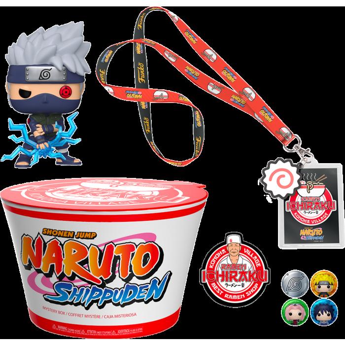 Naruto: Shippuden - Kakashi & Noodles Exclusive Collector Box