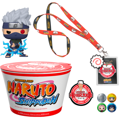 ​Naruto: Shippuden - Kakashi & Noodles Exclusive Collector Box