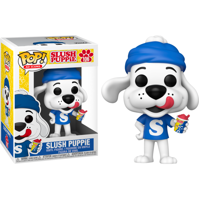 ICEE - Slush Puppie Pop! Vinyl Figure