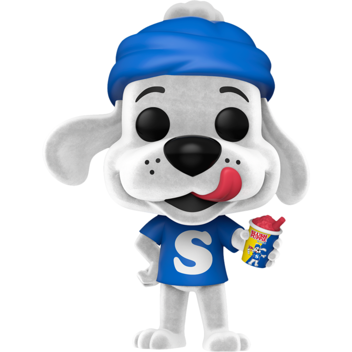 ICEE - Slush Puppie Flocked Pop! Vinyl Figure