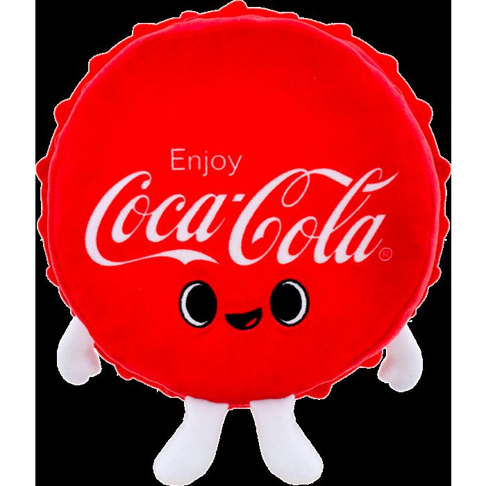 Pre-Order: Coca-Cola - Coke Bottle Cap Pop! Plush