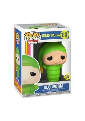 Hasbro - Glo Worm Glow in the Dark Pop! Vinyl Figure