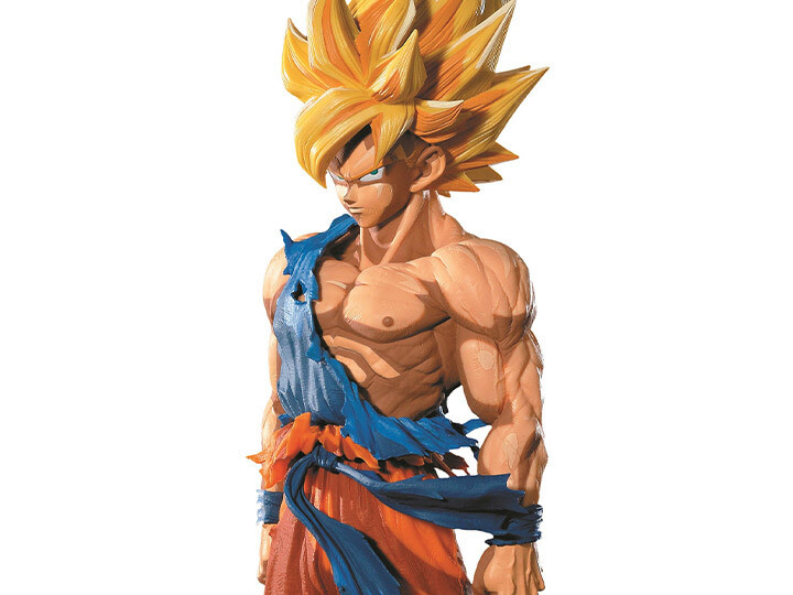 Pre-order: Dragon Ball Z Super Master Stars Piece Manga Dimensions Super Saiyan Goku