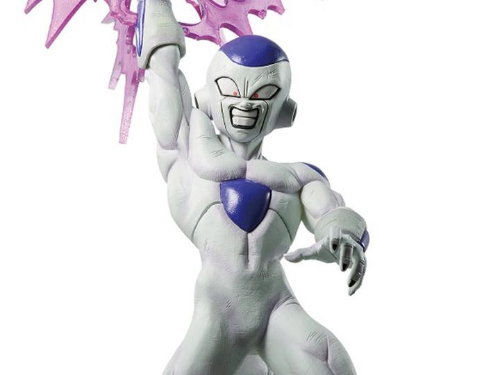 Pre-order: Dragon Ball Z G x Materia The Frieza