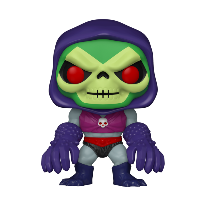 Masters of the Universe - Skeletor with Terror Claws Pop! Vinyl Figure