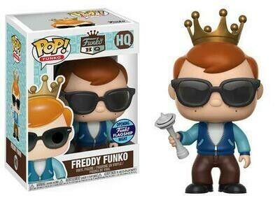 Funko Freddy - Freddy Funko Space Needle HQ Grand Opening Exclusive Pop Vinyl