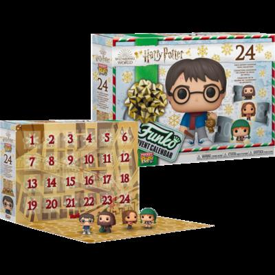 Harry Potter - Holiday Pocket Pop! Vinyl Advent Calendar