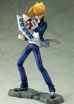 Pre-Order: Yu-Gi-Oh! - Joey Wheeler Artfx J 1/7 Scale Figure