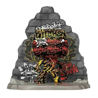 Daredevil - Daredevil Graffiti Street Art Collection Deluxe Pop! Vinyl Figure