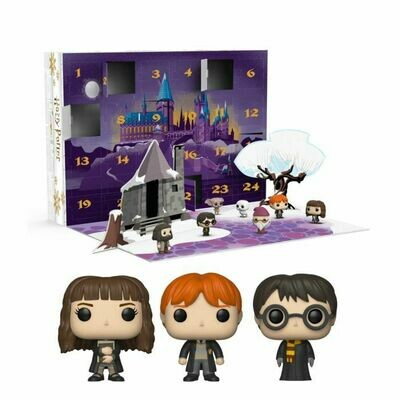 Mini Pop Vinyl Harry Potter Advent Calendar