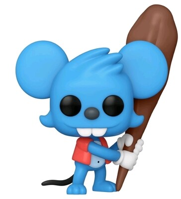 Pre-Order: The Simpsons - Itchy Pop! Vinyl Figure