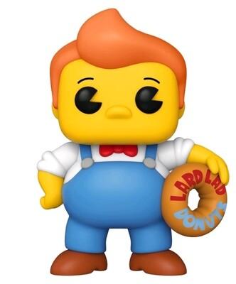 Pre-Order: The Simpsons - Lard Lad 6