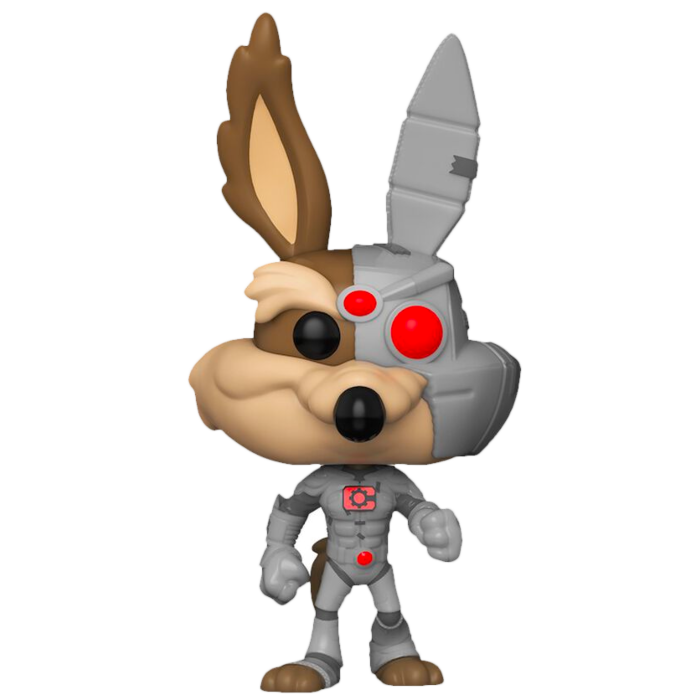 Looney Tunes - Wile E. Coyote as Cyborg Pop! Vinyl Figure