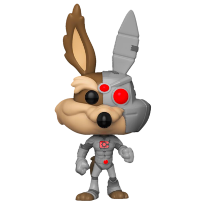 Looney Tunes - Wile E. Coyote as Cyborg Pop! Vinyl Figure
