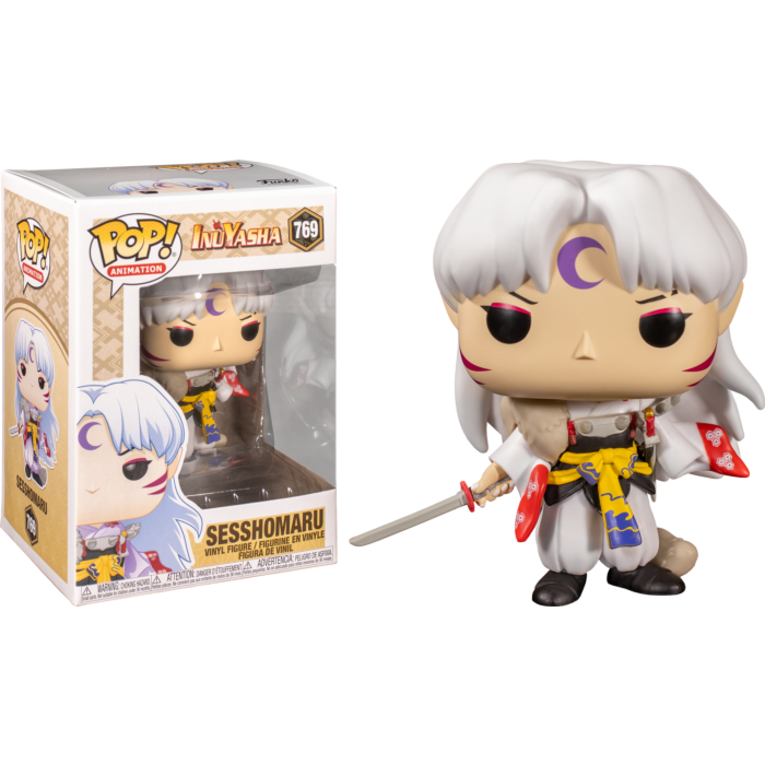 Inuyasha - Sesshomaru Pop! Vinyl Figure