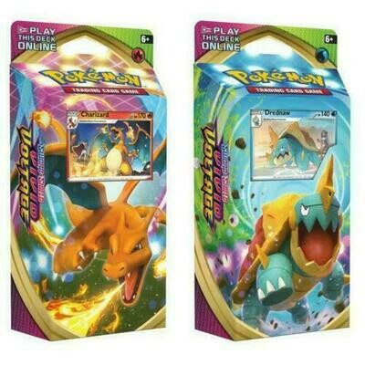 Pokemon - TCG - Vivid Voltage Theme Deck Bundle of 2