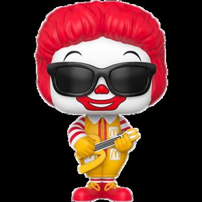 Pre-Order: McDonald's - Rock Out Ronald McDonald Pop! Vinyl Figure