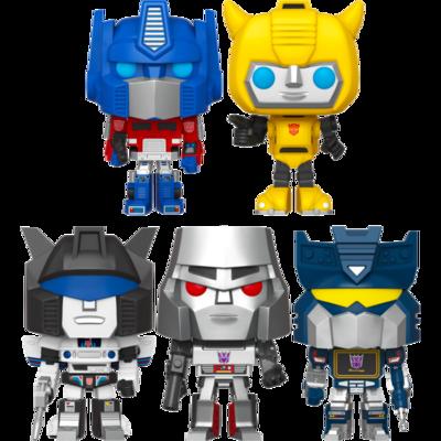 Transformers (1984) - RoPops In Disguise Pop! Vinyl Figure