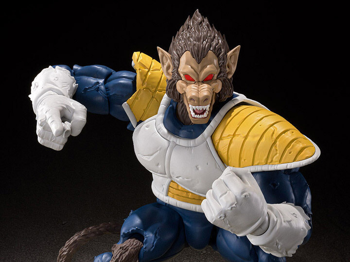 Dragon Ball Z S.H.Figuarts Great Ape Vegeta