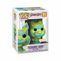 Pre-Order: Scooby Doo Art Series Pop! Vinyl Figure Box Lunch Exclusive