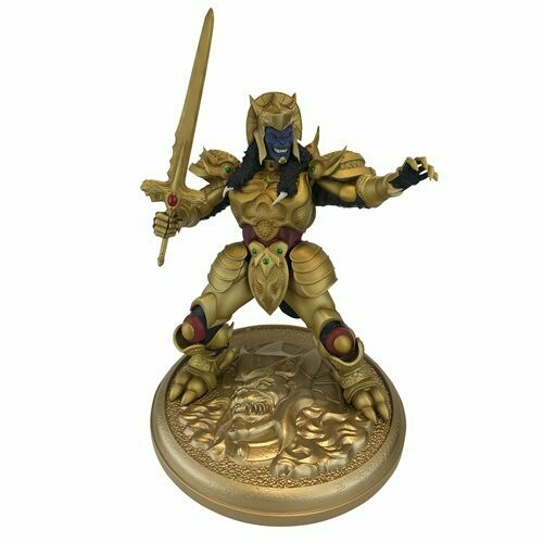 Pre-order: Power Rangers Goldar 1:8 Scale Statue PVC