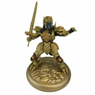 Pre-order: Power Rangers Goldar 1:8 Scale Statue PVC