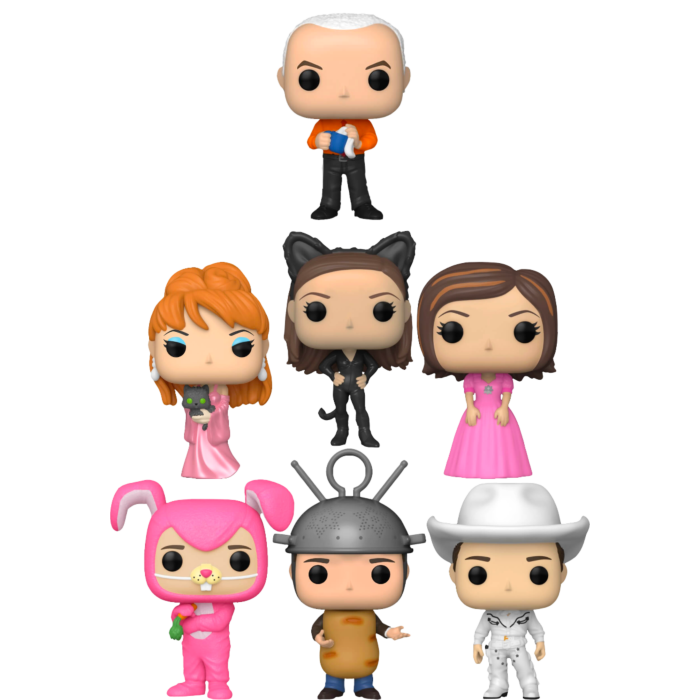 Friends - Smelly Pops, What Are They Feeding You? Pop! Vinyl Figure