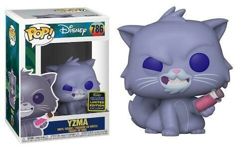 Disney - Emperors New Groove - Cat Yzma SDCC 2020 Pop! Vinyl Figure