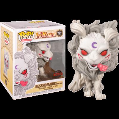 Inuyasha - Sesshomaru as Demon Dog 6