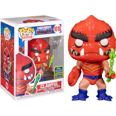 Masters of the Universe - Clawful Pop! Vinyl Figure (2020 Summer Convention Exclusive) SDCC