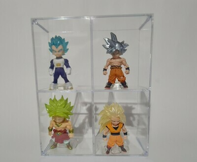 Display case for Adverge or Minifigures