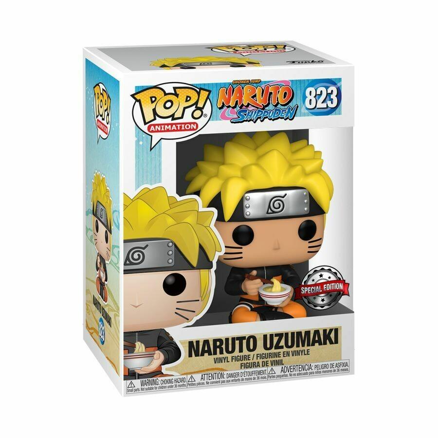 Naruto - Naruto with Noodles US Exclusive Pop! Vinyl Figure