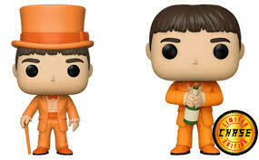 Dumb and Dumber - Chase Lloyd Christmas in Tuxedo Pop! Vinyl Figure​ Figure bundle of 6 (set of 6)
