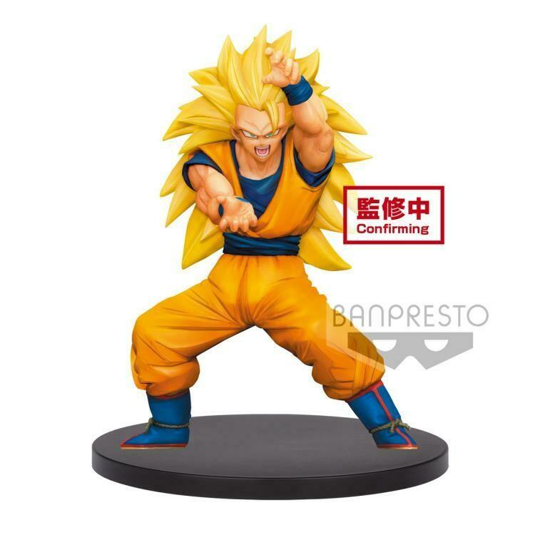 Dragon Ball Z Warriors Battle Retsuden Chapter 4 Super Saiyan 3 Goku
