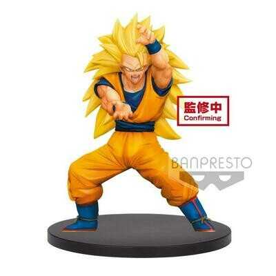 Dragon Ball Z Warriors Battle Retsuden Chapter 4 Super Saiyan 3 Goku