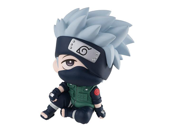 Naruto Look Up Series Hatake Kakashi Figure