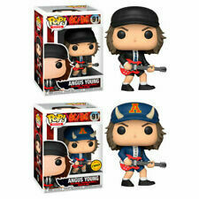 AC/DC - Angus Young Chase Pop! Vinyl Figure Bundle of 6 (set of 6)​
