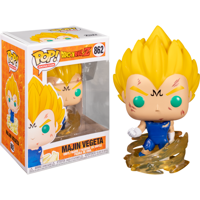 Dragon Ball Z - Majin Vegeta Pop! Vinyl Figure