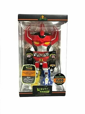 Hikari Mighty Morphin Power Rangers Megazord Action Figure Exclusive - limited to 1500