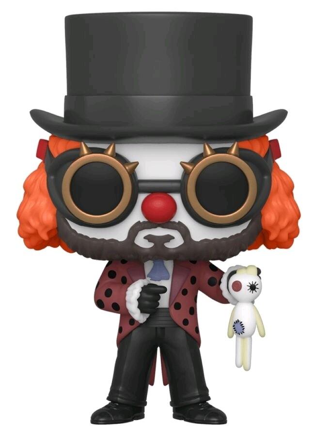 La Casa de Papel (Money Heist) - Professor O Clown Pop! Vinyl Figure