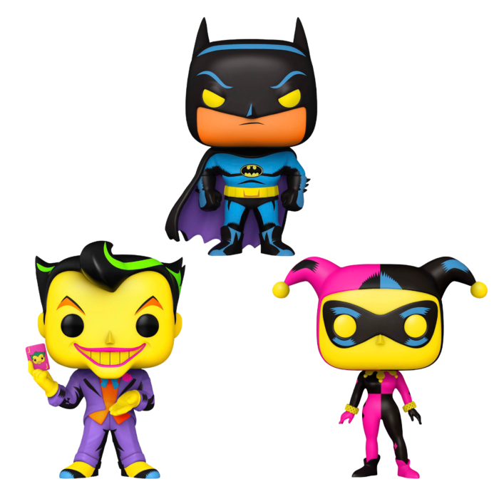 Batman: The Animated Series - Blacklight Pop! Vinyl Figure